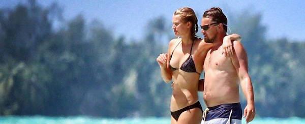 """Leonardo di Caprio, â la pointe de la tendance """"dab bod"""""""