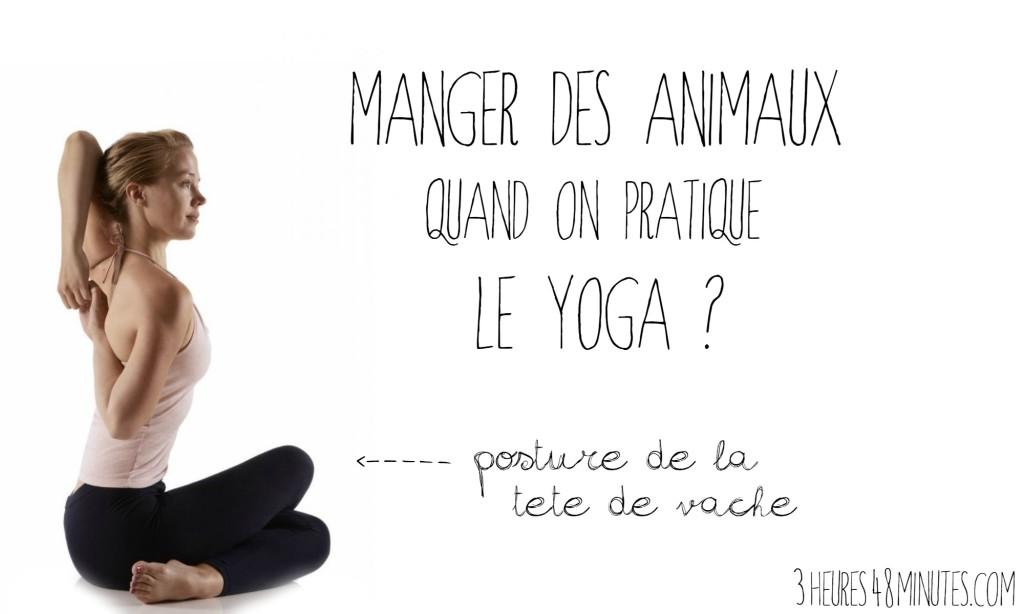 Yoga végétarien