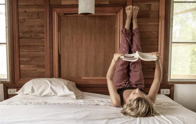 Lire au lit (1 sur 1)